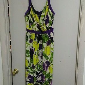Lane Bryant spandex dress